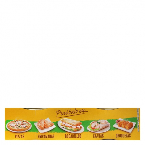 Pechuga de pollo en aceite de girasol y de oliva Carrefour pack de 2 unidades de 42 g. - 1