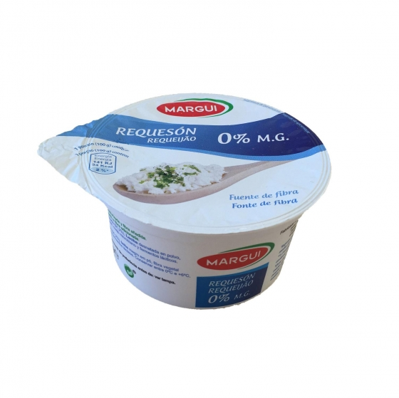 Queso Cottage natural 0% M.G. Margui 200 g.