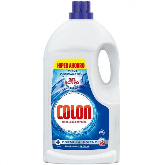 Detergente líquido Colon 90 lavados.