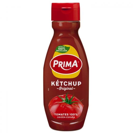 Kétchup Prima envase 600 g.