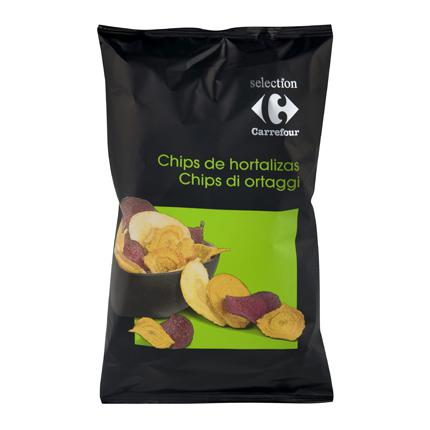 Aperitivo de verduras Carrefour Selección 100 g.
