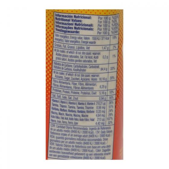 Harina de maíz dulce Pan sin gluten 500 g. - 1