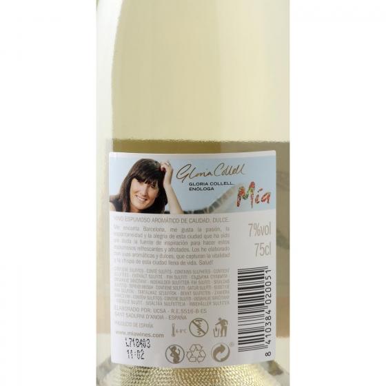 Vino Mía - Freixenet  Fruity & Sweet espumoso 75 cl. - 3