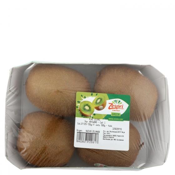 Kiwi zespri selecta Carrefour bandeja 4 ud 500 g  - 1