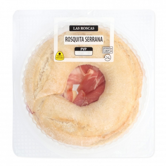 Rosquita Serrana Carrefour 200 g
