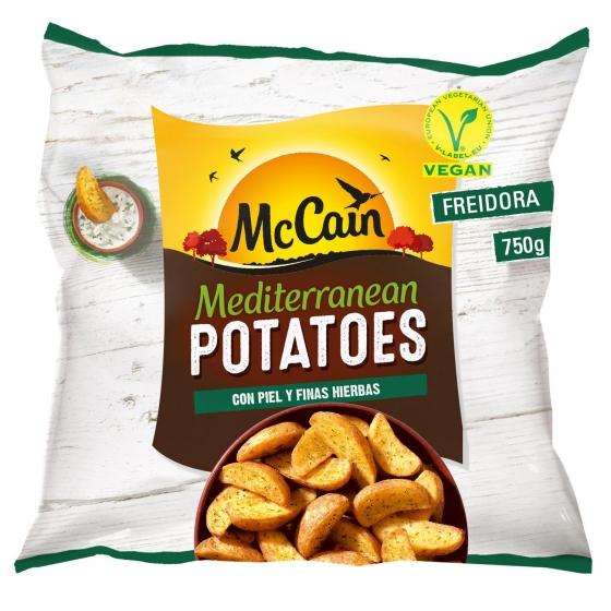 Patatas Mediterrean Mc Cain 750 g.