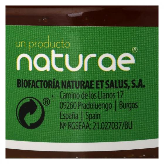 Mermelada de aloe vera ecológica Saloe 136 g. - 1