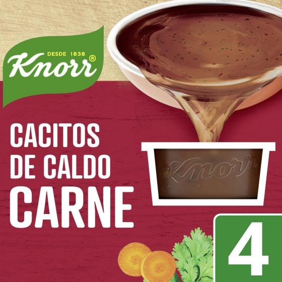 Caldo de carne Knorr 4cacitos - 1