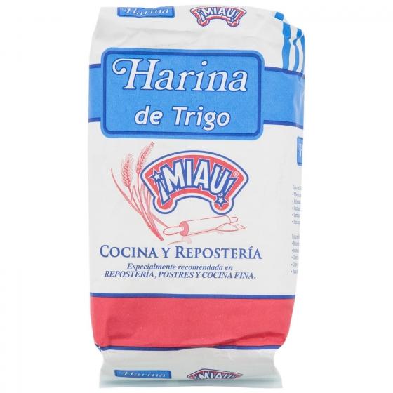 Harina Miau 1 kg.