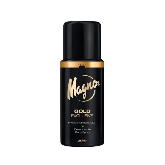 Desodorante en spray Gold Exclusive Magno 150 ml.