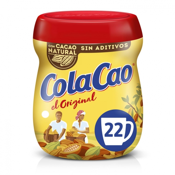 Cacao soluble Cola Cao 310 g.
