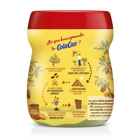 Cacao soluble Cola Cao 310 g. - 1