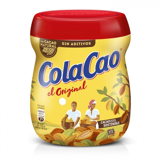 Cacao soluble Cola Cao 310 g. - 3
