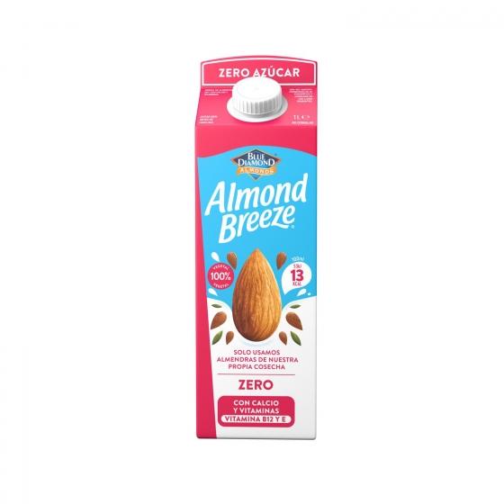 Bebida de almendras Almond Breeze zero brik 1 l.