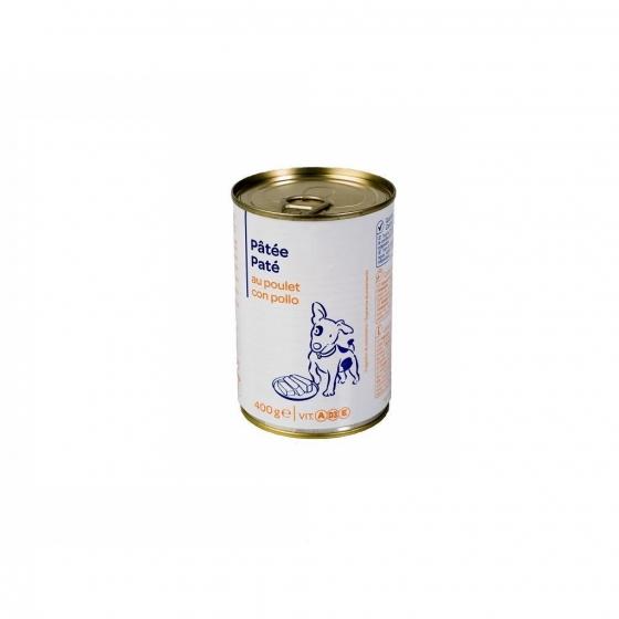 Carrefour Comida Húmeda para Perro de Pollo 400g
