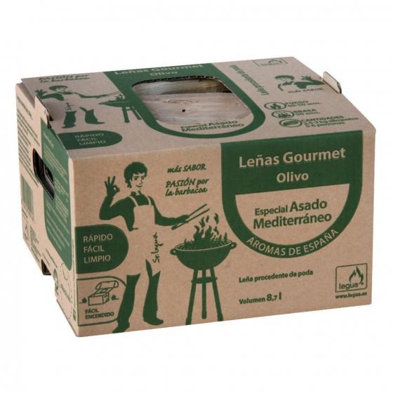 Leñas Gourmet Olivo Asado