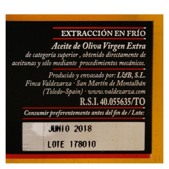 Aceite de oliva virgen extra Valdezarza 500 ml. - 3