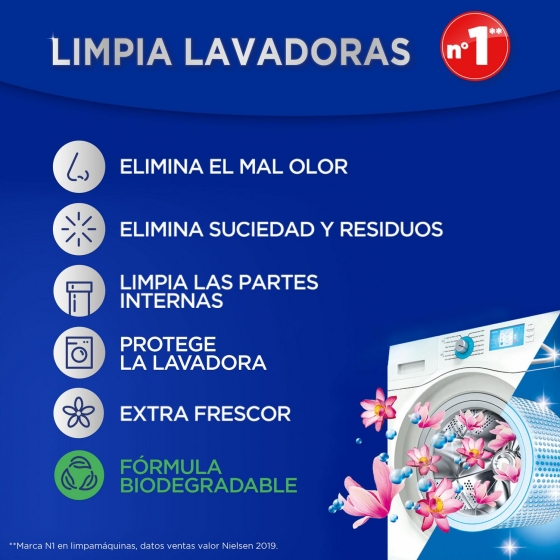Limpia lavadoras Colon 250 ml. - 1