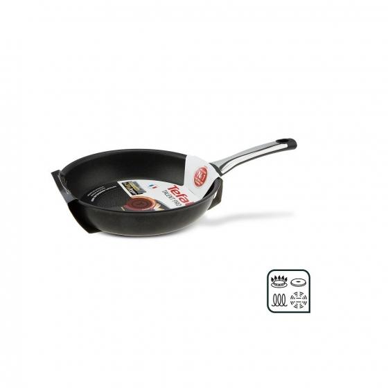 Sartén Baja de Aluminio Forjado TEFAL Talent Pro 30cm - Negro - 5