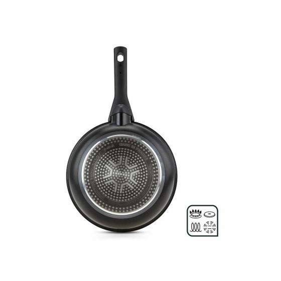 Sartén Baja de Aluminio Forjado TEFAL Talent Pro 21cm - Negro - 6