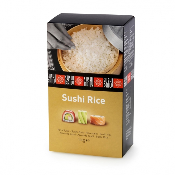 Arroz sushi dailySushi Daily 1 kg.