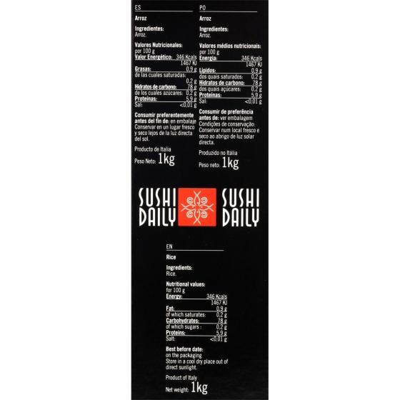 Arroz sushi dailySushi Daily 1 kg. - 3