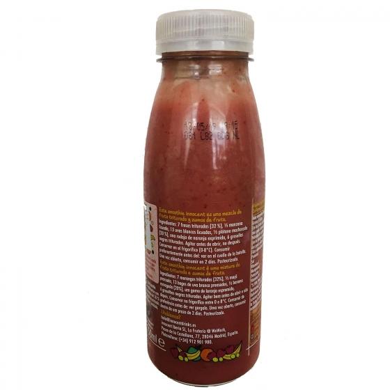Smoothie de fresa y plátano innocent botella  25 cl. - 3