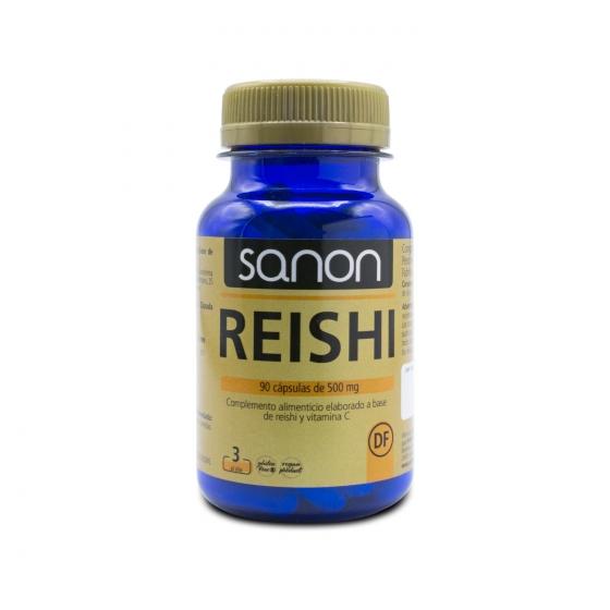 Complemento alimenticio Reishi Sanon 90 cápsulas.
