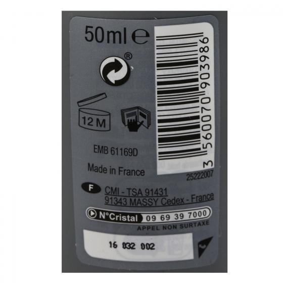 Desodorante roll-on Dermo-Protector 24h Les Cosmétiques -MenActiv' 50 ml. - 1