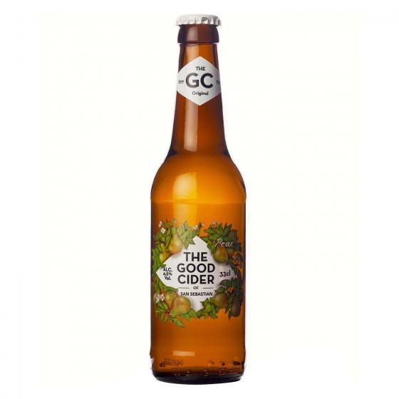 Sidra The Good Cider sabor pera  33 cl.