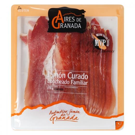 Jamón curado en lonchas Aires de Granada 310 g - 3