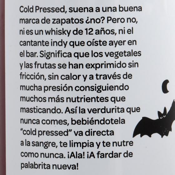 Zumo vegetal Romantics Transilvania botella 25 cl. - 4
