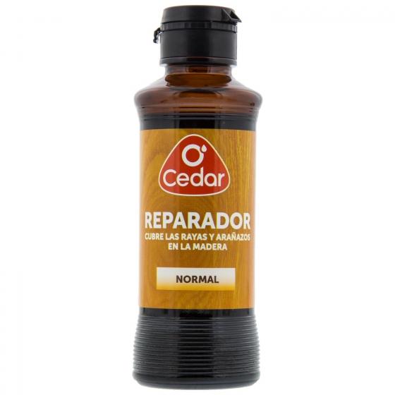 Reparador normal para rayas y arañazos en la madera Ocedar 100 ml.