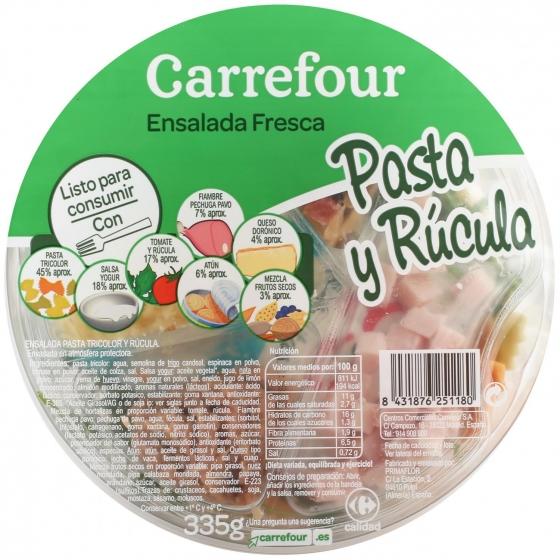 Ensalada pasta y rúcula Carrefour 335 g - 3
