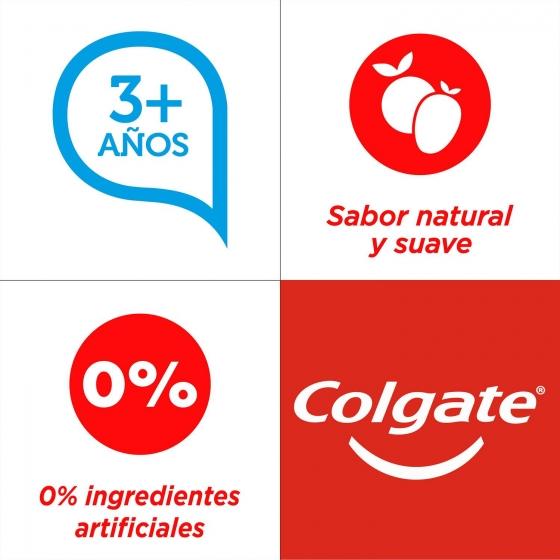 Dentífrico Minions + 3 años Colgate 50 ml. - 1