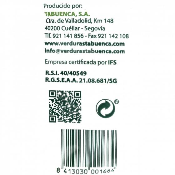 Puerro ecológico troceado  granel 100 g aprox - 1