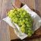 Uva blanca sin pepitas