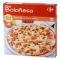 Pizza boloñesa masa fina