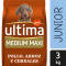 Alimento Perro Seco Ultima Medium Maxi Junior -