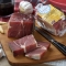 Taco de jamón curado -