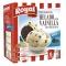 Preparado para helado de vainilla con Oreo