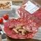 Surtido de embutido blanco (lomo, chorizo y salchichón) -