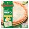 Pizza para microondas crujiente 4 quesos