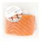 Salmón sashimi -