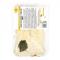 Lasaña de espinacas y queso de cabra -