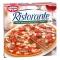 Pizza de Salami, Mozzarella y Pesto