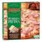 Pizza prosciutto y funghi Forno di Pietra