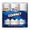 Papel higiénico Compact