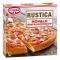Pizza rústica Royale jamón y champiñón