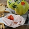 Pechuga de pavo con olivas